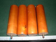 LOT PIED DE MEUBLE.  ref  4     LOT DE 4 PIEDS DE MEUBLE pour meuble vintage