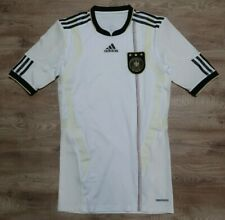 Germany Soccer Jersey 100% Authentic Player Issue Techfit M 2010 World Cup