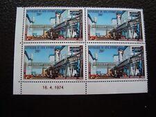 COTE D IVOIRE - timbre yvert et tellier aerien n ° 64 x4 n** (Z3) stamp