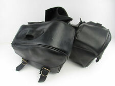 04 05 06 07 08 Honda Shadow VT750 Aero Aftermarket Saddle Bags River Road