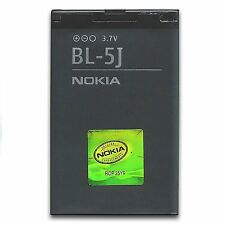 Genuine BL-5J Battery For Nokia Lumia 520 521 525 5230 5233 5238 5800 N900