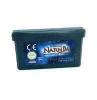Le Monde de Narnia chapitre 1 Jeu Nintendo Game Boy Advance GBA PAL EUR