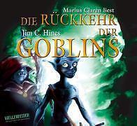 Die Rückkehr der Goblins von Jim C. Hines (2008)