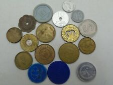 Collection of mostly Transport Tokens including GB & World Issues, some scarce