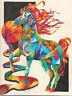 SPIRIT TOTEM HORSE 8x10   HORSE Print from Artist Sherry Shipley
