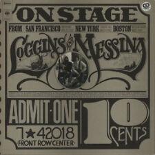 LOGGINS & MESSINA - On Stage - Original 1974 UK 18-track double live vinyl LP