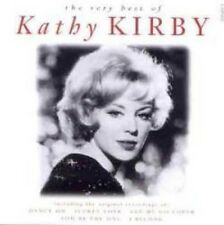 Kathy Kirby - The Very Best Of (NEW CD)