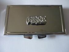 Fore TG7 Golfing Pewter On Mirrored 7 Day Pill box Compact