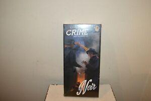 JEU DE SOCIETE CHRONICLES OF CRIME ENQUETE CRIMINELLE NOIR LUCKY DUCK GAMES NEUF