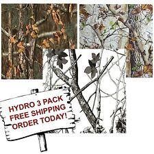 Hydrographic Film Water Transfer Printing Film Hydro Dip Tree Camo 3 Pack