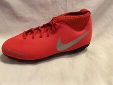 Big boys Nike Jr Phantom Vsn Club Df Fg/Mg Soccer Cleats New!