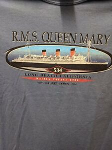 Rms Queen Mary Shirt