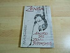 Zenga - Malerei des Zen-Buddhismus / Gebunden