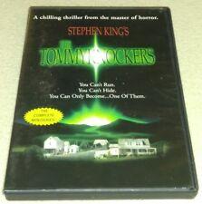 The Tommyknockers (DVD, 1998) *RARE oop *HORROR *HALLOWEEN