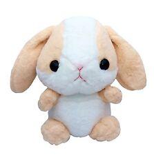 Kawaii Large Brown Bunny Plush Cute Loppy Rabbit Lolita Japanese Mori Stuffie