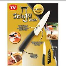 Shinju Blade -Ceramic Knife & Peeler Set
