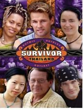 SURVIVOR  5 (2002) THAILAND - Ko Tarutao -  US TV Season Series  -  NEW DVD R1