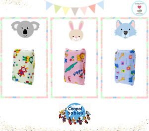 Terry Sponge Baby colour soft Kids Sponge canpol babies