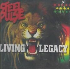 Living Legacy 0085365434127 by Steel Pulse CD