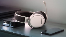 SteelSeries Arctis Pro Wireless Headset WHITE (RETAILS FOR $329!!)