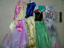 Girls Fancy Dress Cosplay Party Princess Costume Bundle Halloween Age 8/10 years