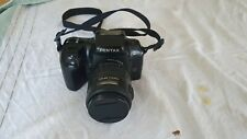 Pentax Z1 with Pentax FA 28-80mm Lens