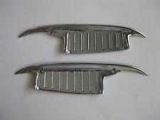 1960 - 1964 CHEVROLET CAR  DOOR HANDLE Scratch GUARDS PAIR