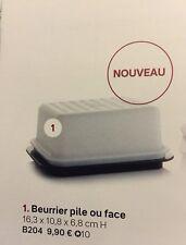 Beurrier Pile ou Face  TUPPERWARE NEUF