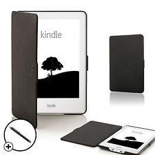 Forefront BOITIER NOIR Coque Housse Étui intelligent Amazon Kindle 2016 8th