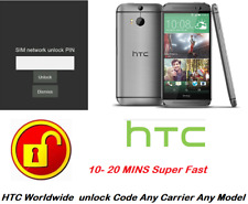 HTC UNLOCK CODE FOR ANY CARRIER ANY HTC PHONE MODEL WORLDWIDE