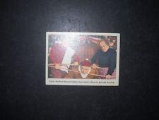 1959 3 THREE STOOGES CHECKLIST CARD #63 FLEER  *BEAUTIFUL NO CREASES*