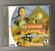 New listing Tomb Raider: The Last Revelation (Sega Dreamcast, 2000)