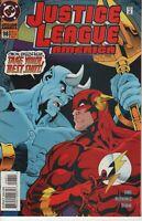 Justice League America #  98  DC Comics (1995)  NM - (Artemis - Wonder Woman)
