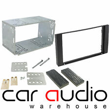 CT23FD01A Ford Fiesta 2005 - 2008 Car Stereo Radio Double DIN Fascia Fitting Kit