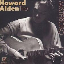 Misterioso by Howard Alden (CD, Jul-2004, Concord) Jazz