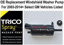Windshield / Wiper Washer Fluid Pump - Trico Spray 11-532