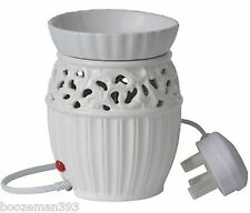 YANKEE CANDLE ASTBURY ELECTRIC TART WARMER  MELT BURNER - UK Stock  - FREEPOST