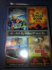 KIDS OF ROUND TABLE / JUNGLE BOOK / TRAIN QUEST / MICRO MINI-KIDS - NEW!!