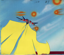AURA BATTLER DUNBINE  Animation Cel MECHA  (1983) Anime