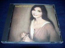 Flyer - Nanci Griffith (CD 1994) Mark Knopfler U2 Near Mint Fast FREE Shipping