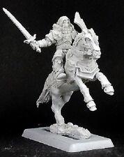 Sir Daman Crusaders Hero Reaper Miniatures Warlord Paladin Fighter Mounted Horse