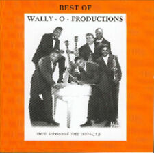 Best Of Wally O Productions-Toxan/Womar labels-Soul CD-Philly Northern Soul