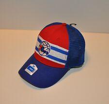 NWOT Philadelphia 76ers Kids Youth Trucker Snapback Cap Hat Jersey Shirt
