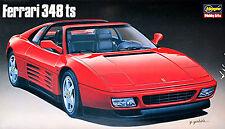 Ferrari 348 ts Targa Version 1989-93 - 1:24 Kit Hasegawa CA-8