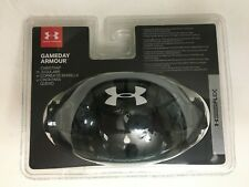Under Armour Mens Gameday Armour Chin Strap, Black/White, One Size