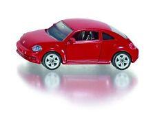 SIKU 1417 VW Beetle Model Red Scale 1 55