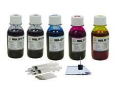Refill ink for Lexmark 32 33 X5450 X5470 X7170 X7350 X8350 Z815 Z816 5X100ml