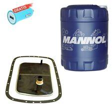 10 Liter MANNOL ATF AG52 Getriebeöl + Filter SG 1042 von SCT Germany