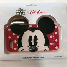 Cath kidston Disney Mickey Mouse 3D phone case iPhone 7 boxed.🌹