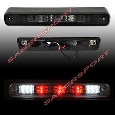 """88-98 CHEVY GMC FULL SIZE C/K TRUCK """"L.E.D."""" 3RD THIRD BRAKE CARGO LED LIGHT BLK"""